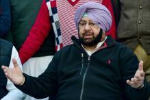 Fight Against 'Corrupt' Badal and 'Biggest Liar' Kejriwal: Amarinder