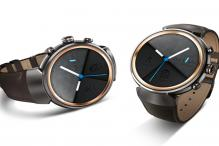 Asus ZenWatch 3, With HyperCharge Tech, Launched at Rs 17,599