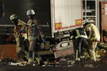 Berlin Police Say Lorry Crash a 'Probable Terrorist Attack'