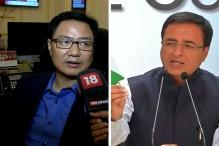 Congress Releases Tape on Hydel 'Scam', Demands Rijiju Resignation
