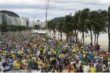 Thousands March Against Corruption, Support Judiciary in Brazil