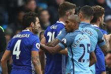 Chelsea and Manchester City Fined for Brawl