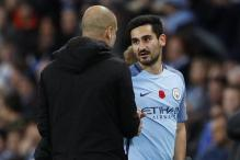 Manchester City's Ilkay Gundogan Ruled Out for the Season