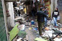 Central Baghdad Blasts Kill at Least 25: Police