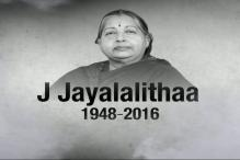 Watch: Jayalalithaa, From Cinema Starlet To Iconic Politician