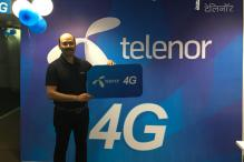 4G Services Launched in Patna by Telenor India