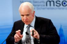 Russia's US Election Hacks Threaten to 'Destroy Democracy': John McCain
