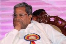 Video of Man Tying Karnataka CM Siddaramaiah's Shoelace Goes Viral