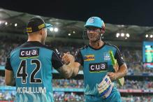 Chris Lynn's Hurricane Six Blows Away Hobart in Big Bash