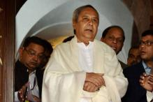Congress Brings Privilege Notice Against Odisha CM