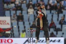 New Zealand Recall Neil Broom for Series Against Bangladesh