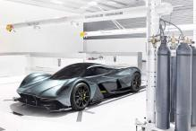 Motor Racing: Red Bull And Aston Martin Extend Partnership