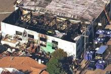 Oakland: Searchers Recover 33 Bodies From Fire-ravaged Warehouse