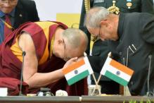 China Objects to Pranab Mukherjee's Meeting With Dalai Lama