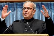 I Fail To Comprehend Intolerant India, Says Pranab Mukherjee