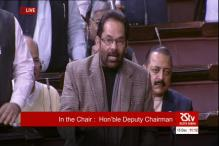 With SP Feud, BJP Only Alternative in UP: Mukhtar Abbas Naqvi