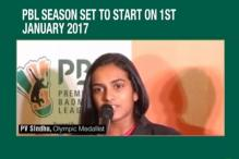 Premier Badminton League 2017: PV Sindhu Speaks Ahead of Tournament