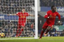 Merseyside Derby: Liverpool's Sadio Mane Strikes Late to Down Everton