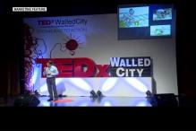 TedX Walled City: How People Are Made to Believe in Power of Ideas