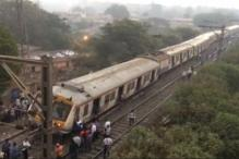 Five Coaches of Kurla-Ambarnath Local Train Derail Near Thane