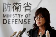 Japan Defence Minister Visits Yasukuni War Shrine