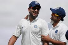 Yuvraj Singh, Suresh Raina For D Y Patil Tournament