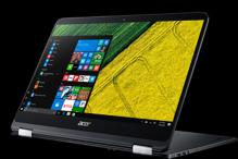 Acer Spin 7 Notebook, With 360 Degree Hinges, Launched in India