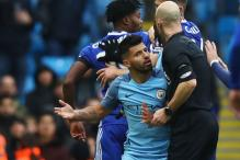 Sergio Aguero's Four-Match Ban Confirmed