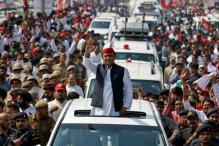 Those Who Won 325 Seats Not Willing to Face Public Again: Akhilesh