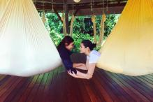 Alia Bhatt Lets Her Hair Down As She Enjoys A Family Vacation In Maldives