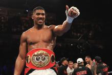 Anthony Joshua Retains World Heavyweight Title, Targets Wladimir Klitschko