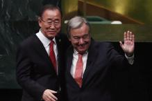 Ban Ki-moon Bids Farewell to United Nations