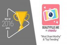 Meitu, Global Beauty App Developer, Wins Google Play Best of 2016 In India