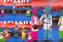 Bhangra Boys Set The Stage On Fire At Belgium's Got Talent