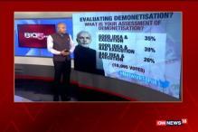 Watch: Network18 Twitter Poll on Demonetisation