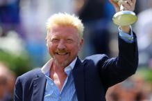 Boris Becker Puts Weight Behind 'Wildcard' Maria Sharapova