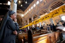Islamic State Claims Egypt's Deadly Church Blast