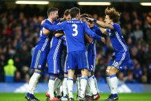 Chelsea Beat West Brom To Lift English Premier League Title