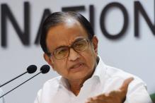 Chidambaram Asks Govt to Push GST Introduction Date to October 1