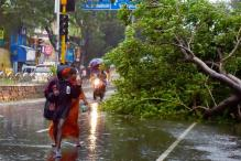 Four Killed as Cyclone Vardah Rains Misery on Chennai; Air, Rail Travel Hit