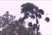 Heavy Rain Pounds Coastal Tamil Nadu as Cyclone Vardah Approaches