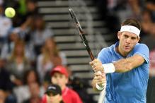 Juan Martin del Potro Out of Australian Open