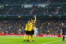 Champions League: Borussia Dortmund Strike Late, Beat Real Madrid to Top Spot