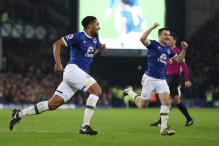 Ashley Williams's Header Helps Everton Stun Arsenal