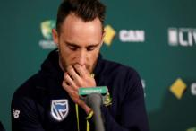 Faf du Plessis Loses Appeal Against Ball-Tampering Conviction