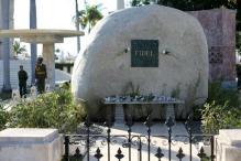 Fidel Castro Interred in Rock, Closing Last Chapter of Historic Life