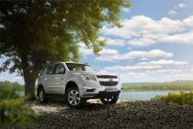Chevrolet Trailblazer: Find New Roads