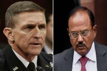 Ajit Doval, Trump NSA-Designate Flynn Discuss Indo-US Strategic Ties