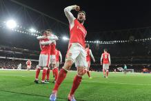 From 3-0 Down to 3-3, Giroud Seals Stunning Arsenal Escape