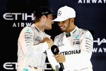 Lewis Hamilton One of the Best, but No Friend: Nico Rosberg